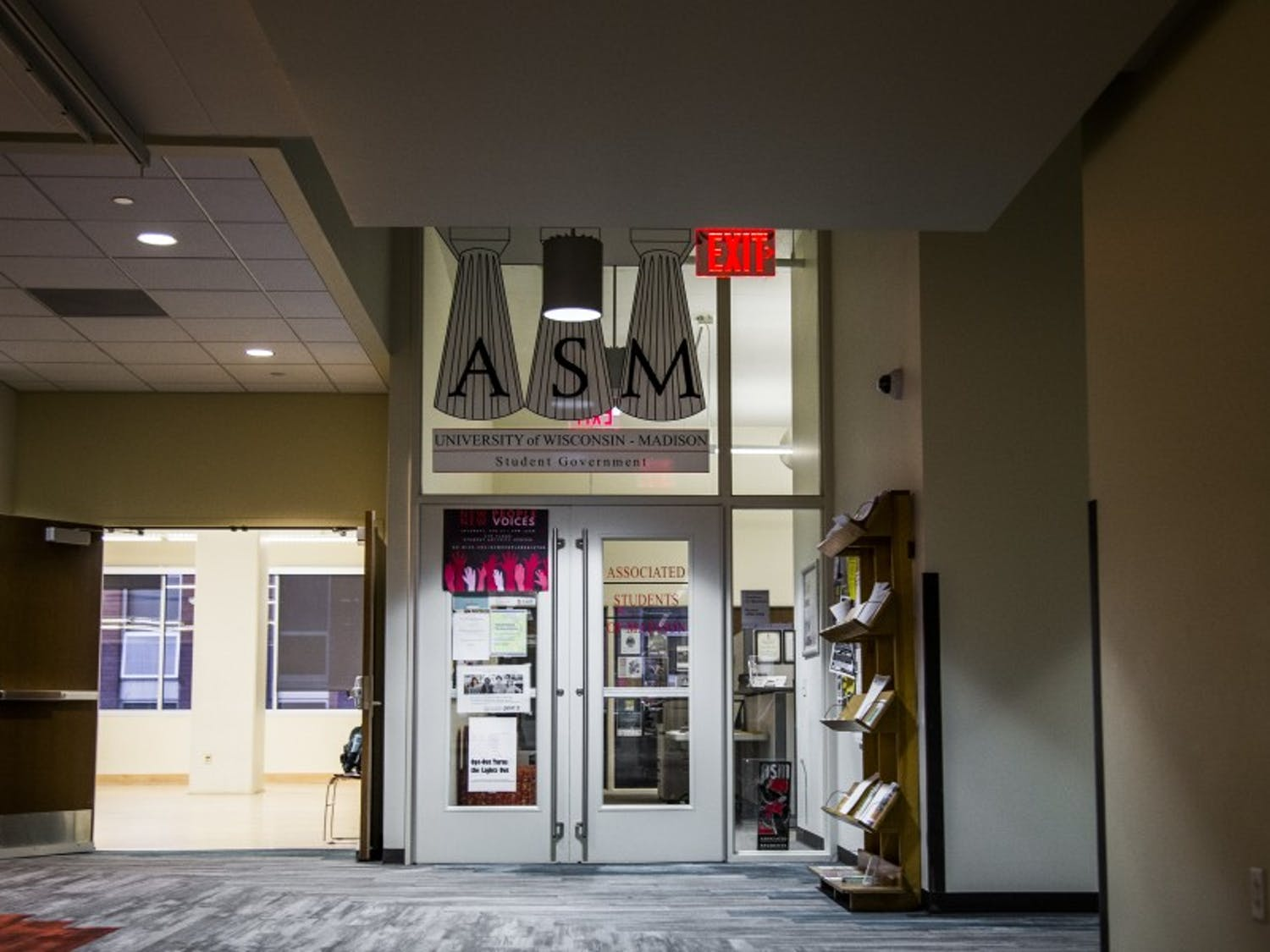 The Associated Students of Madison office will be filled with many new faces next year, some who campaigned with materials provided by a national conservative organization.