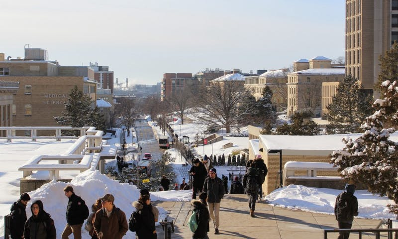 If a UW System budget is approved, UW-Madison students will need to pay an additional $170 in student fees, $209 more for housing and $50 more for dining.