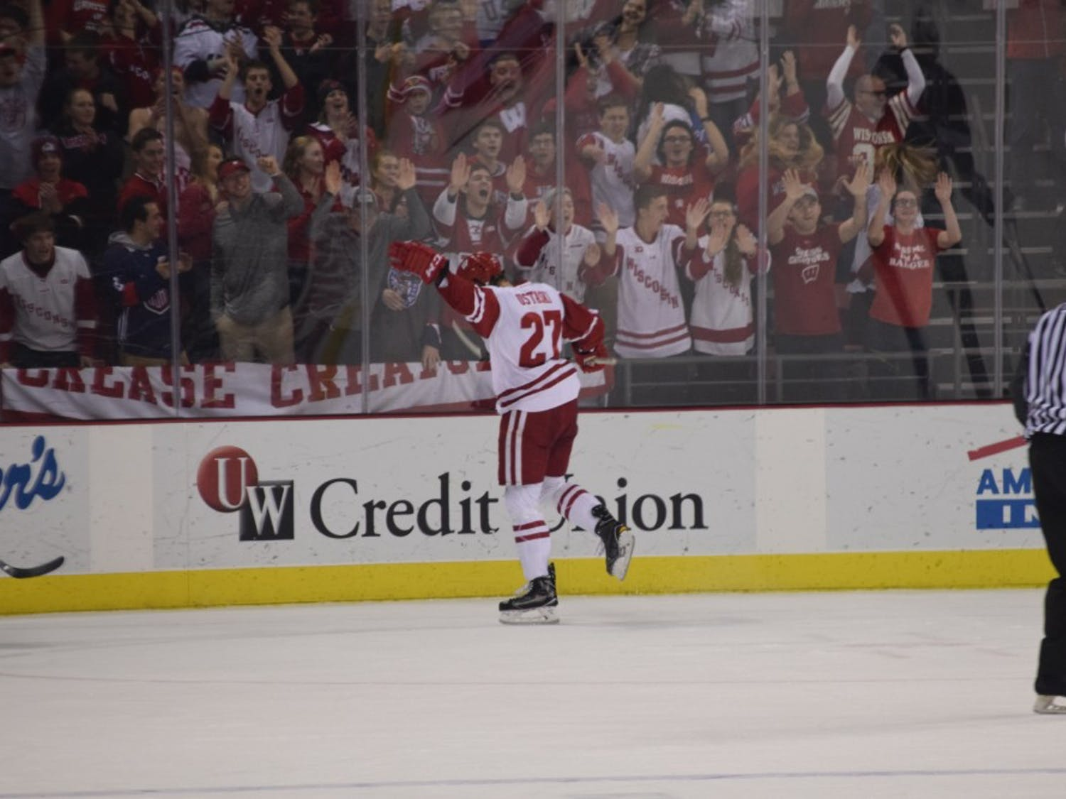 Gallery: No. 17 Wisconsin falls to No. 10 Penn State in front of Kohl Center crowd