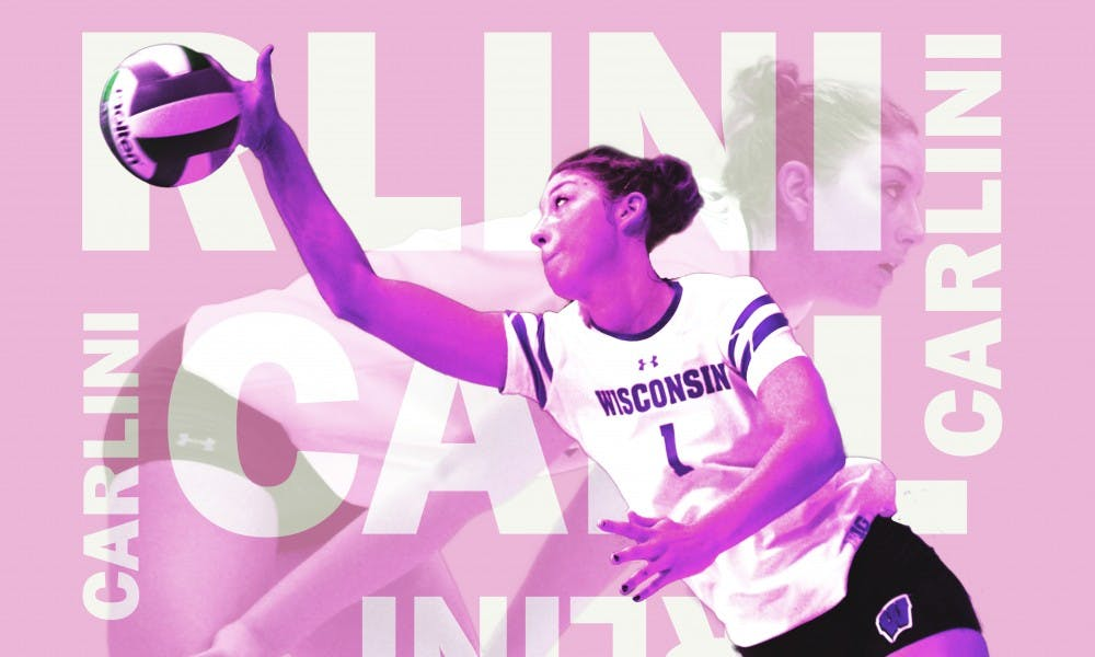 After one of the best careers in UW history, Lauren Carlini has used her mental fortitude to help create a strong start to her professional career.