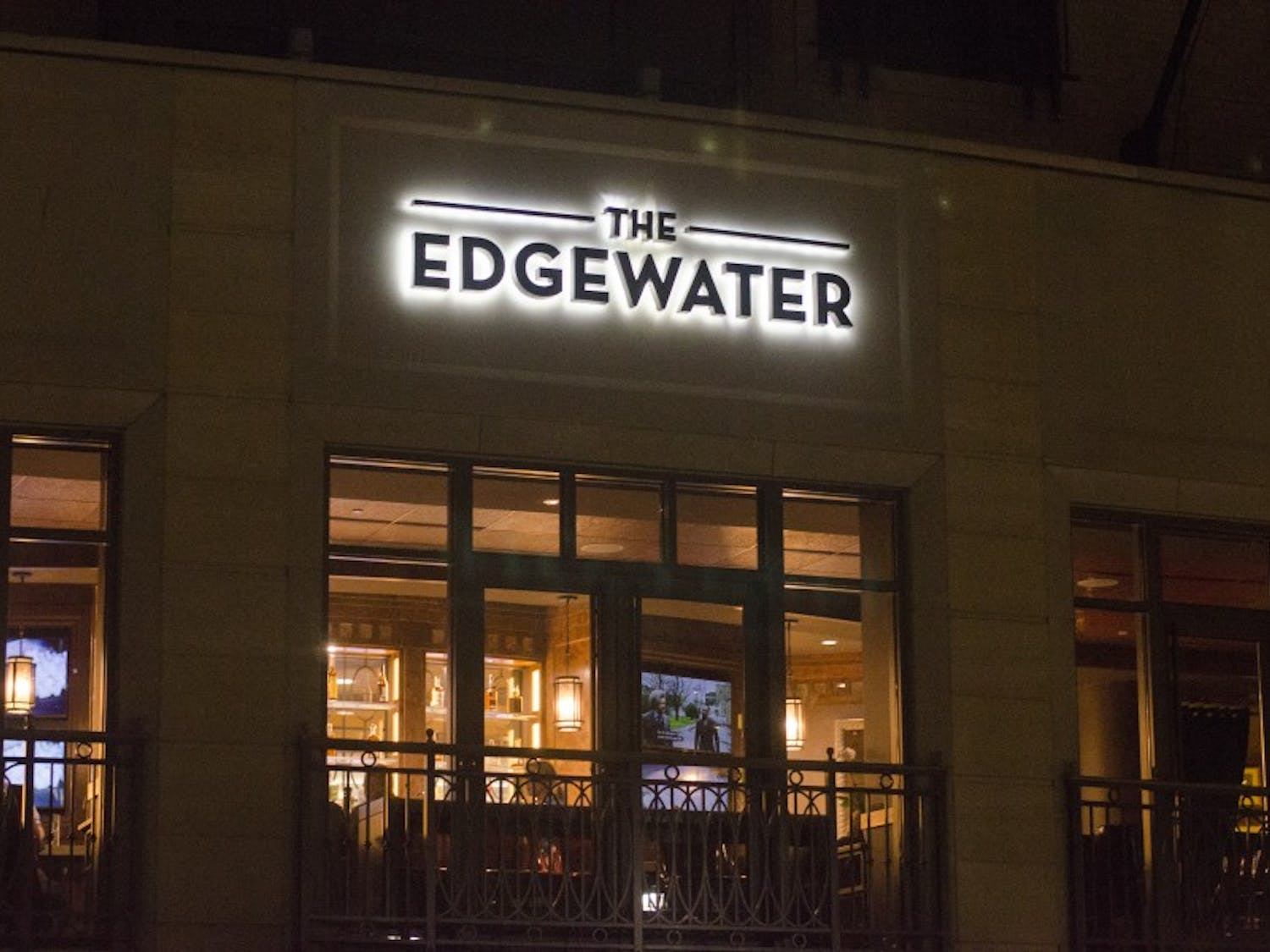 The Edgewater will now be able to hold live outdoor music and events.