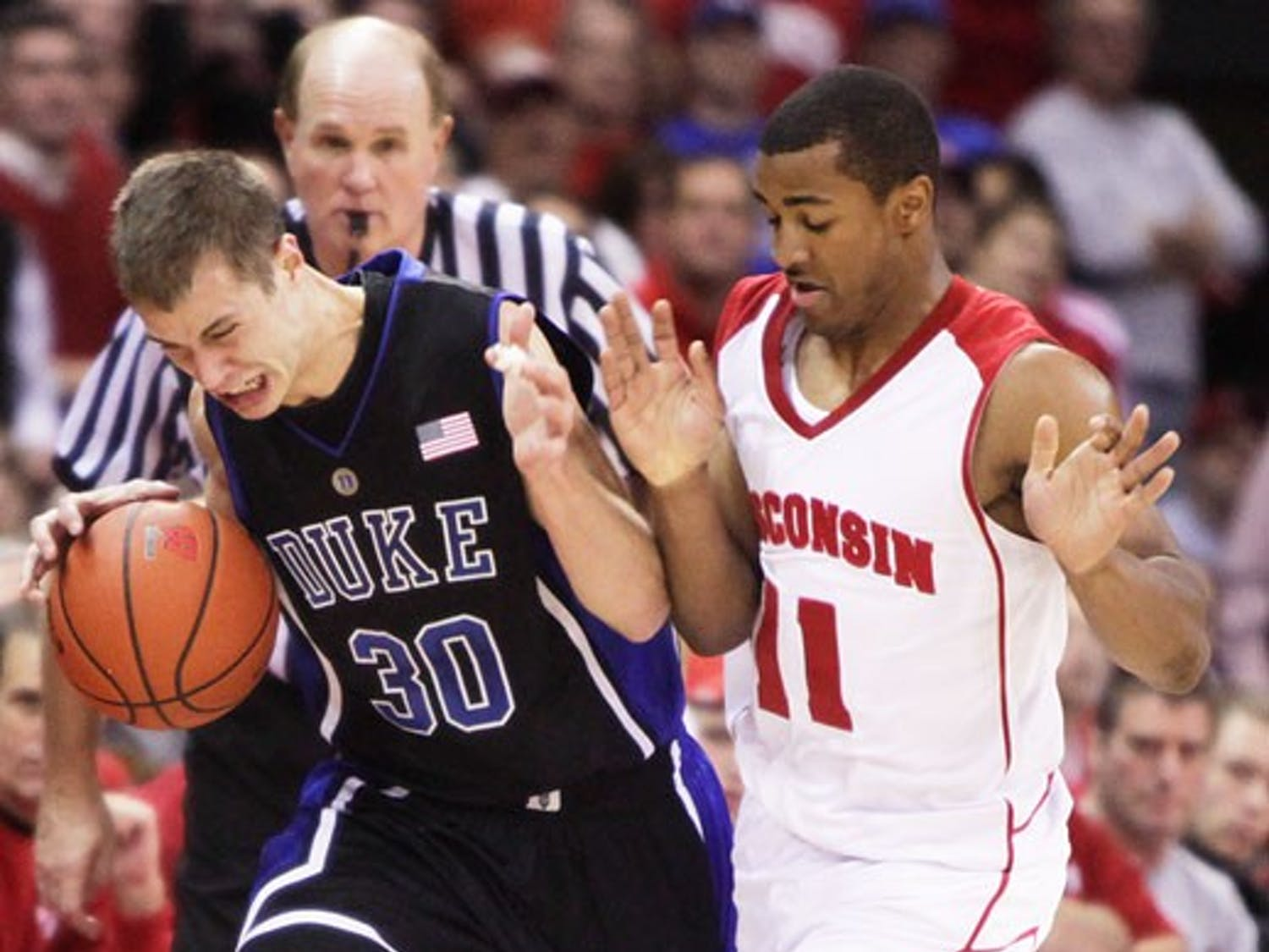 After marquee win, Badgers prepare for Tigers