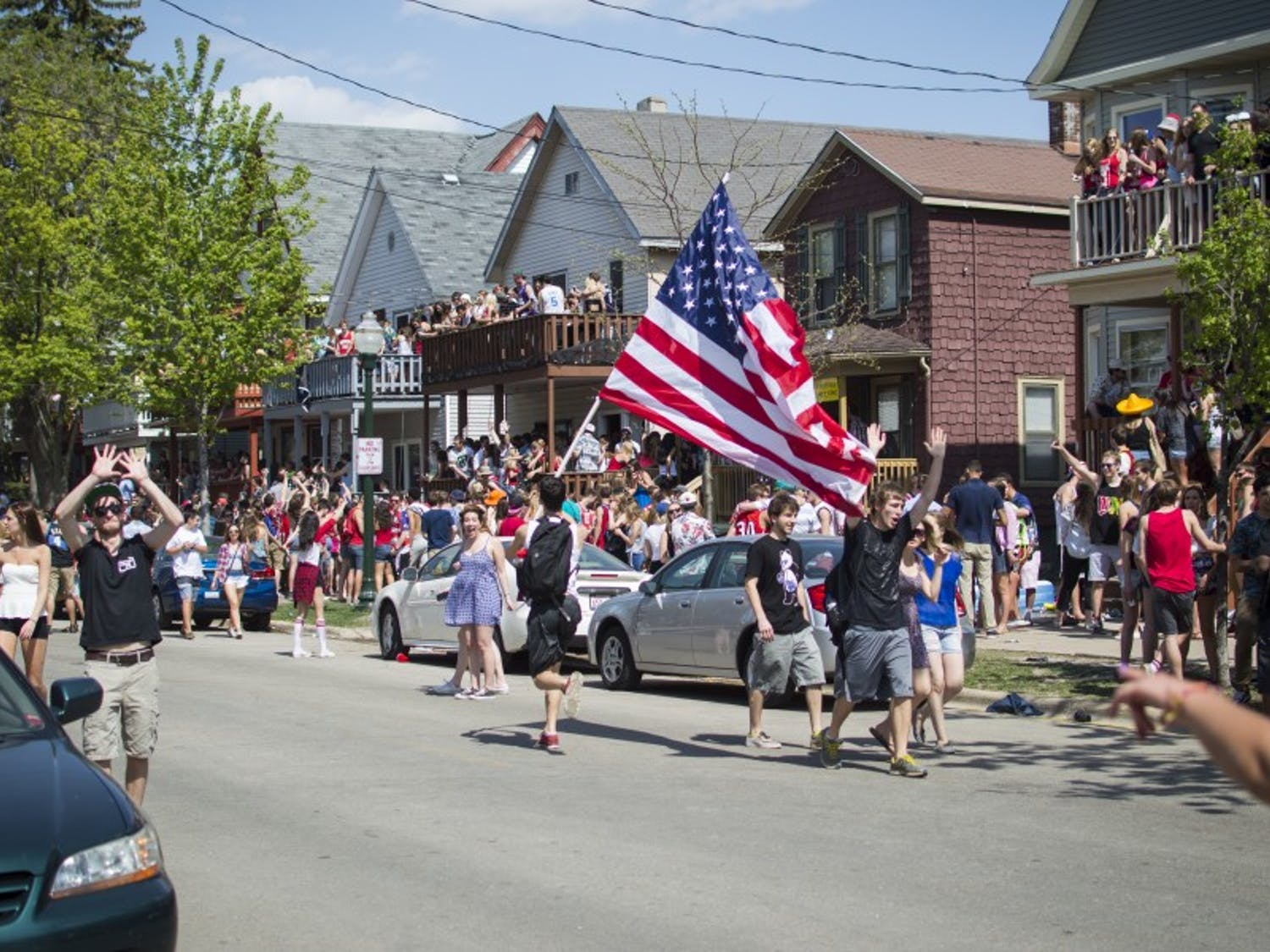 The Madison Police Department is preparing to police the annual Mifflin Street Block Party this Saturday.