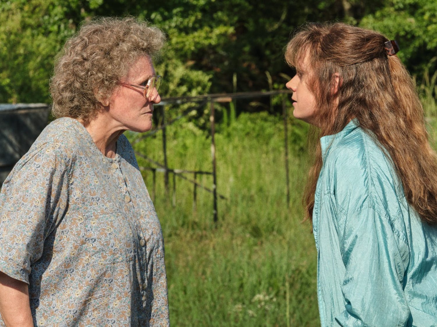 "Amy Adams and Glenn Close shine in ""Hillbilly Elegy,"" begging possible Grammy nominations as the two have never won an Academy Award."