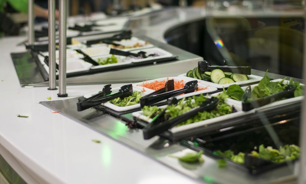 Finding local vendors that can meet the demand of UW-Madison dining halls throughout the year presents unique challenges for university dining services.