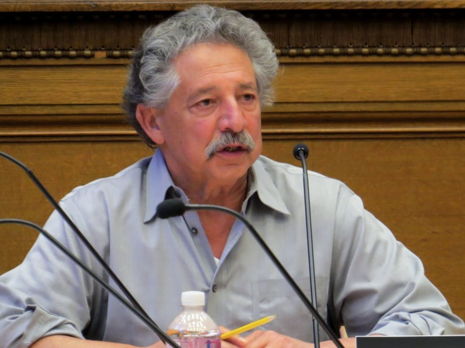 Mayor Paul Soglin joined municipal leaders across the country, challenging President Donald Trump's immigration ban through an amicus brief.