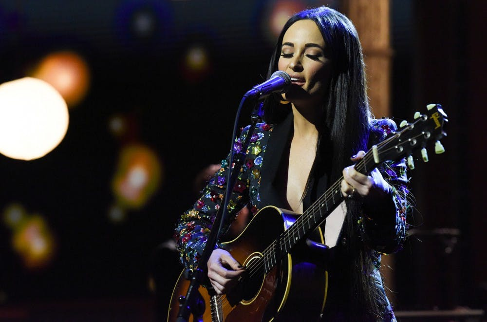 While Kacey Musgraves'Golden Hour is named for a particular time of day, don't be fooled: This album can be played at any time of day during any time of year to successfully soothe you with its warm instrumentals and sincere vocal performances.