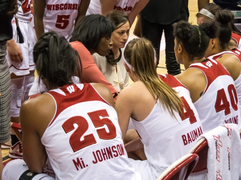 Women's Basketball Bench