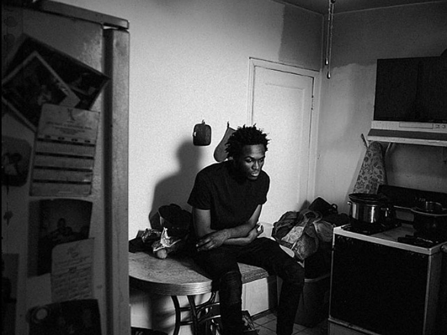 Saba's storytelling and innovative flow shine on his excellent sophomore album.