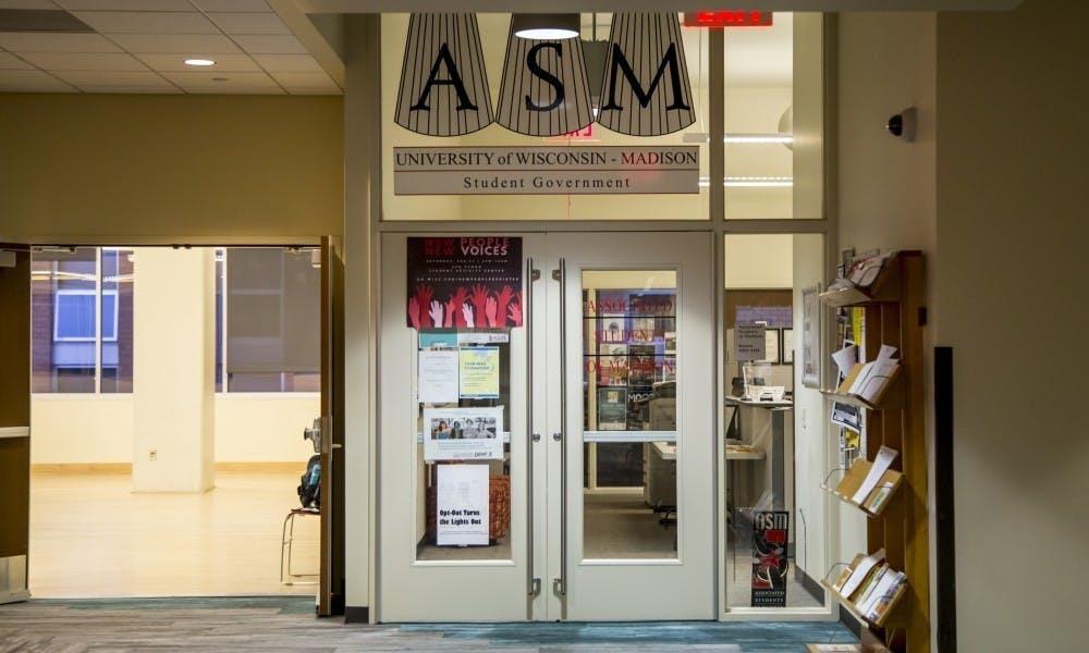 ASM's office