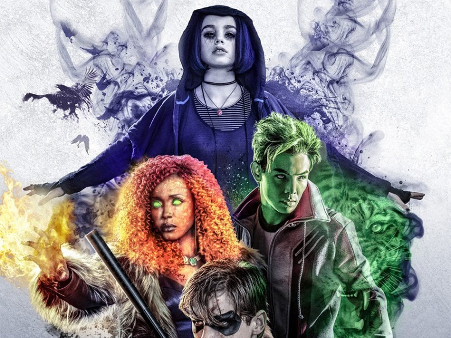 """""""Titans"""" is certainly a show with issues, but there is an unquestionable appeal that will keep viewers coming back."""
