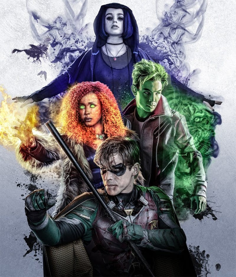 """Titans"" is certainly a show with issues, but there is an unquestionable appeal that will keep viewers coming back."