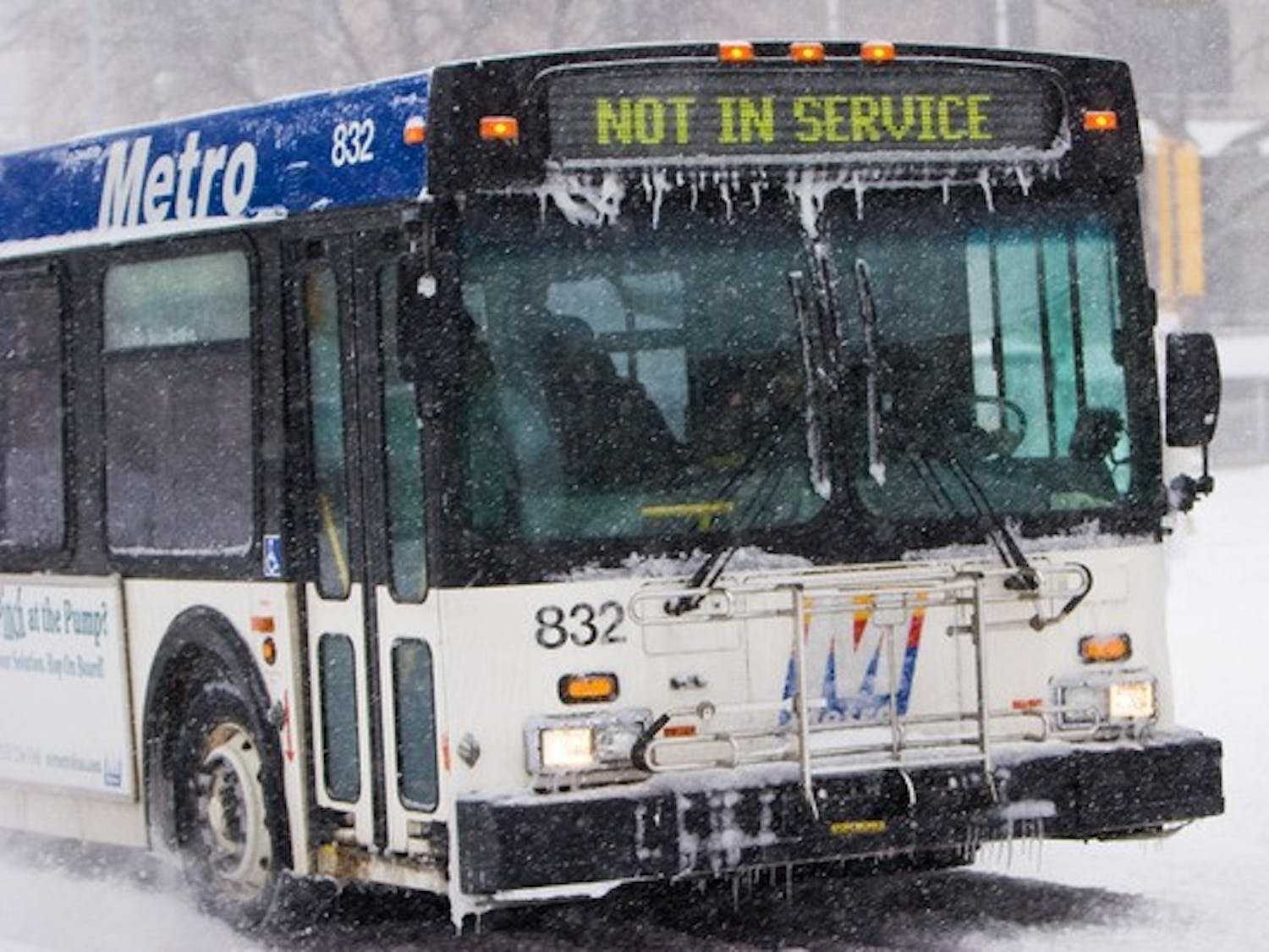Common Council approves 50 cent bus fare increase