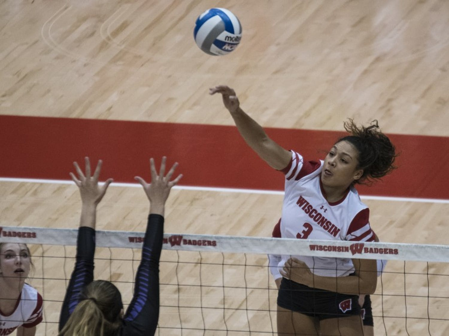 Despite recent woes, Lauryn Gillis still feels confident that Wisconsin can close out the season on a strong note and make a run at the NCAA title.