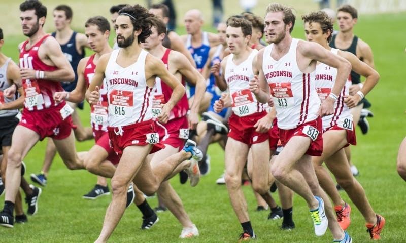 Wisconsin Senior Morgan McDonald could win the triple title this weekend at the indoor NCAA nationals, something only two NCAA runners have ever accomplished before.