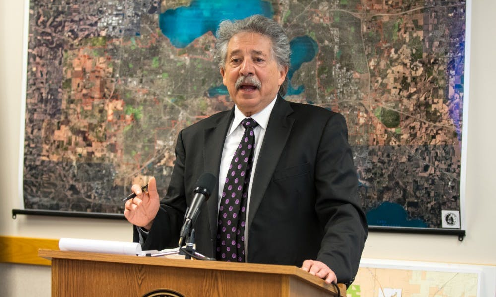 Madison Mayor Paul Soglin will not seek re-election, but will continue his campaign for the Democratic nomination for governor.