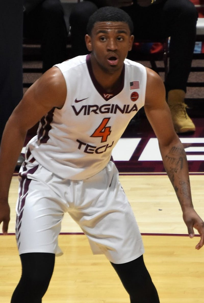Virginia Tech sophomore guard Nickeil Alexander-Walker hopes to prove the Hokies are a dark horse pick to reach the Final Four.