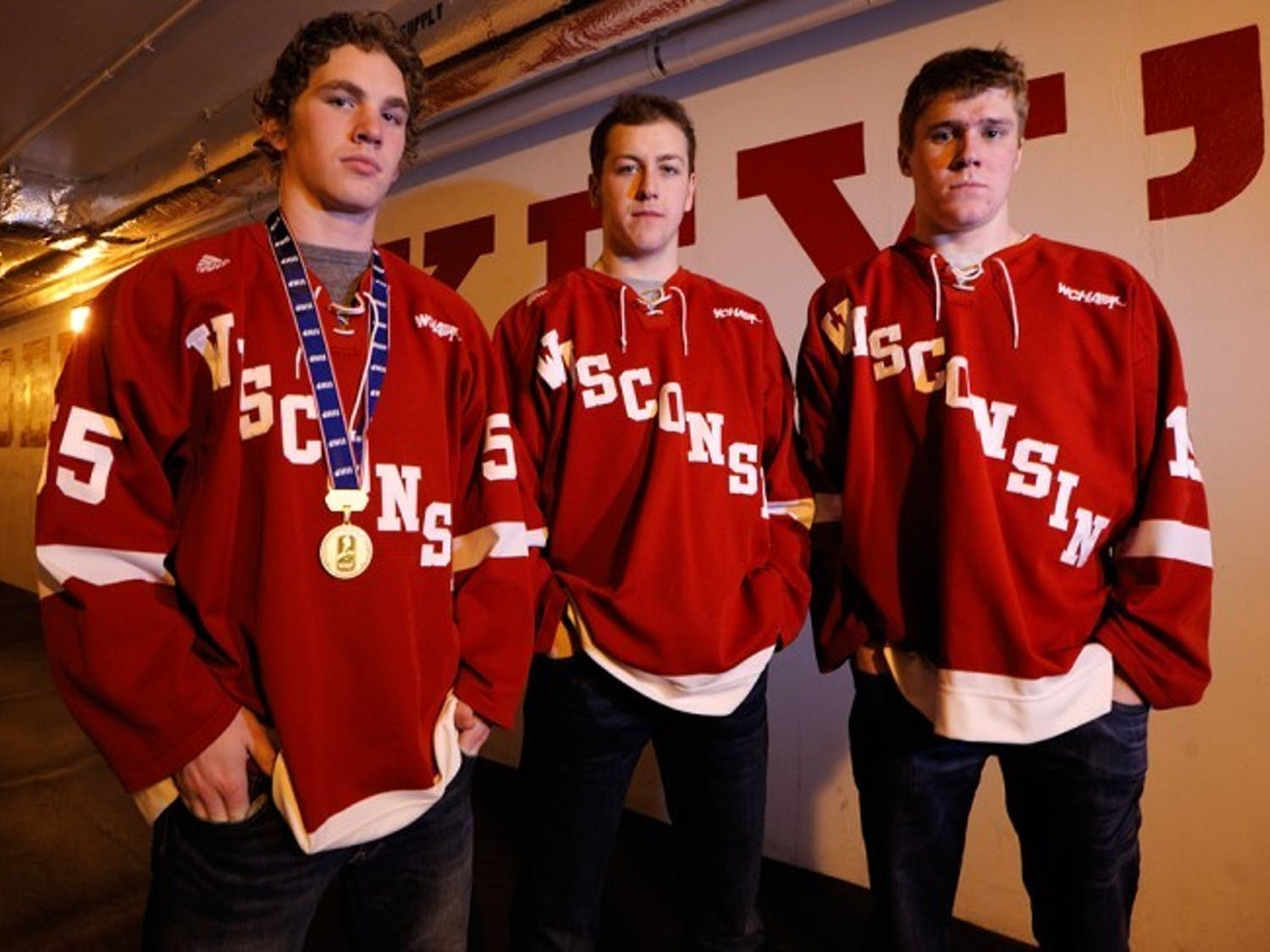 Thrilling finish sends Badgers home with gold