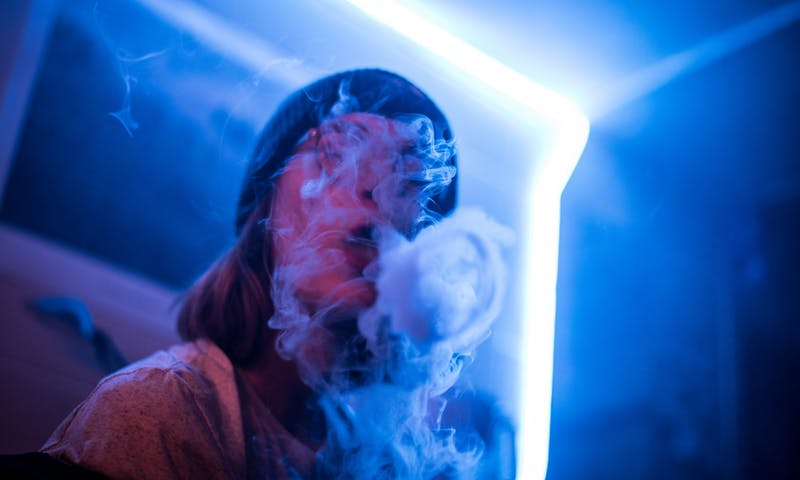 Stores around the university have not seen a significant drop in sales due the vaping crisis.