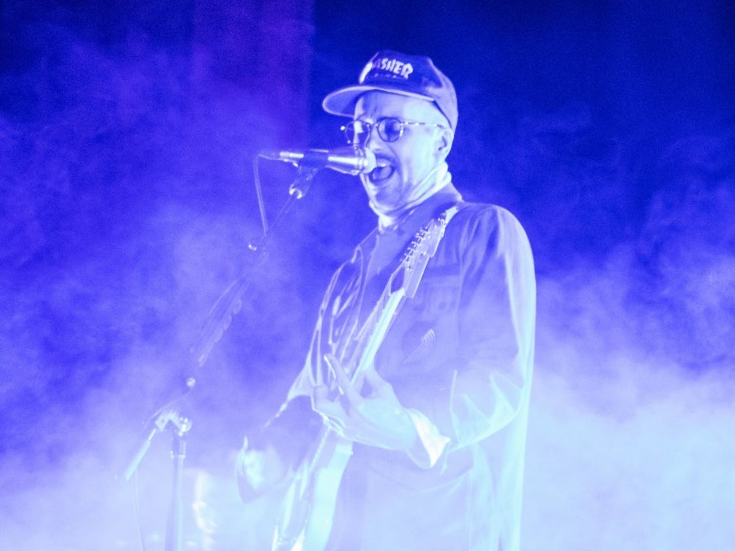 Portugal. The Man brought some of their new spirited vitality and buzz to the Overture Center.
