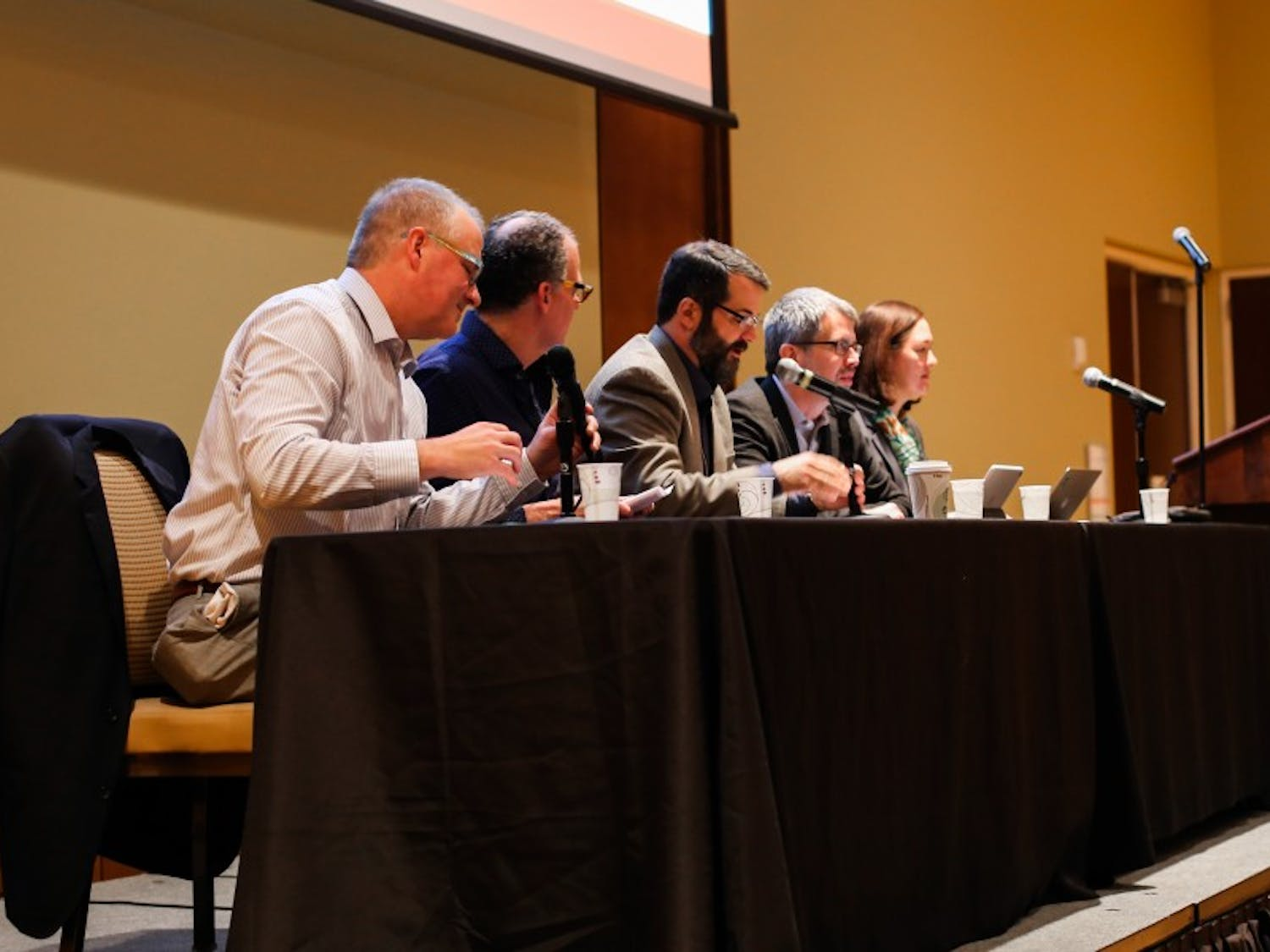 UW-Madison faculty members addressed Russia's involvement in the 2016 election in a panel held at Union SouthWednesday.