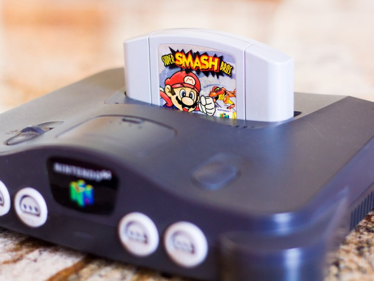 "The ""Super Smash Bros."" series first premiered in 1999 on the Nintendo 64."