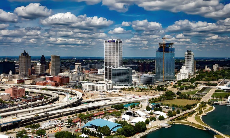 Milwaukee, Houston and Miami compete for a bid to host the 2020 Democratic National Convention.