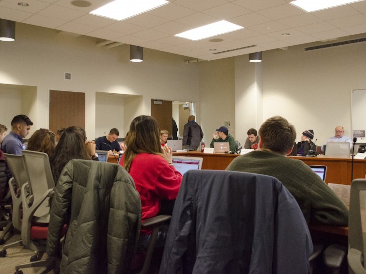 The Student Services Finance Committee, which allocates more than$1.3 million in segregated fees, was criticized this year for not being accessible to all students.