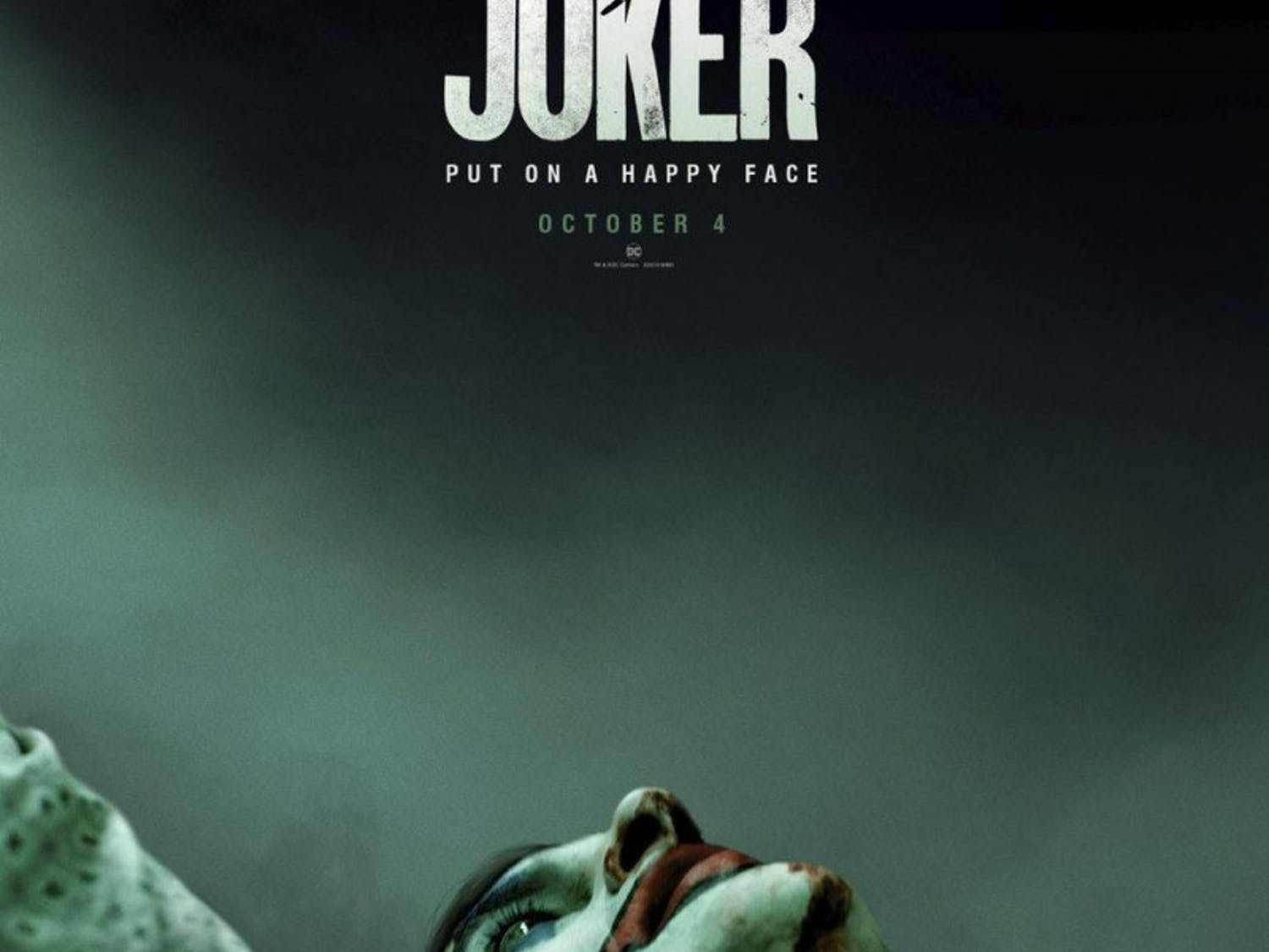 """The fifth version of the legendary DC comics villain to appear in a theatrical film, veteran method actor and three-time Academy Award nominee Joaquin Phoenix is the """"Joker."""" In theaters Oct. 4, 2019."""