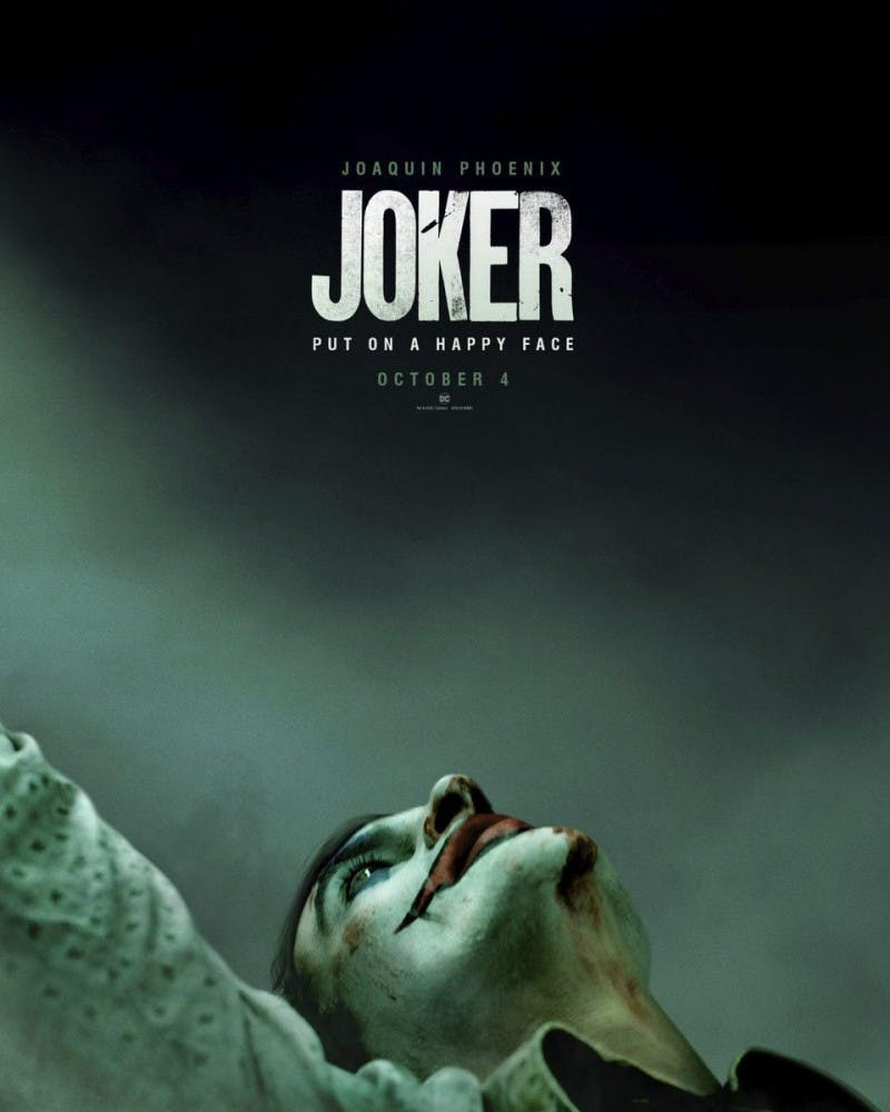 "The fifth version of the legendary DC comics villain to appear in a theatrical film, veteran method actor and three-time Academy Award nominee Joaquin Phoenix is the ""Joker."" In theaters Oct. 4, 2019."