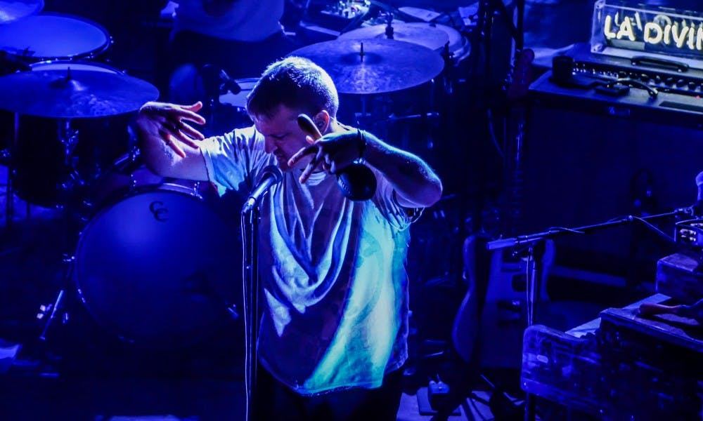 <p>Cold War Kids performed songs both new and old at the Majestic.</p>