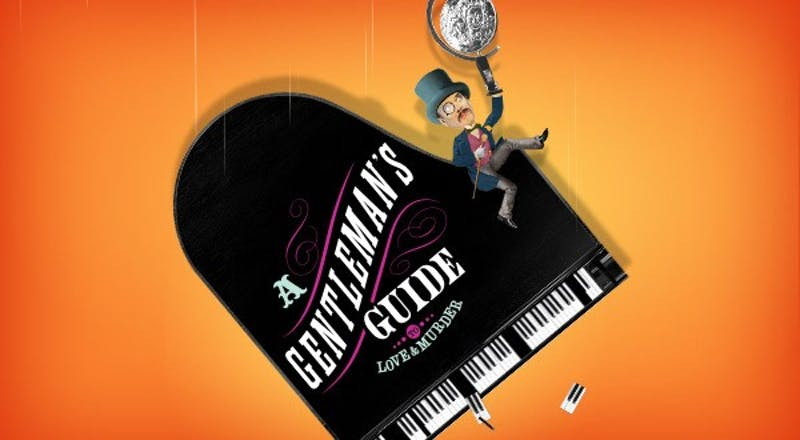 """""""A Gentleman's Guide to Love and Murder"""" will run until Sunday, Oct. 8 at the Overture Center."""