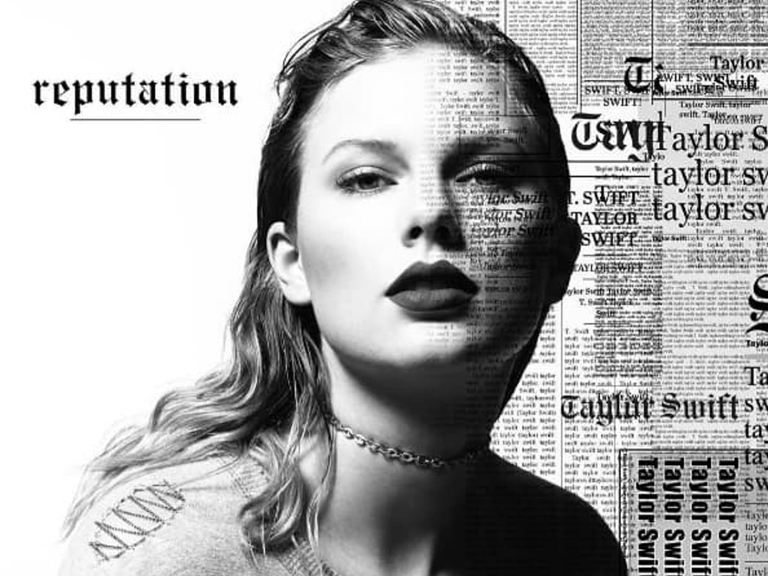 Swift's determination to create a new image for herself comes at the expense of originality.