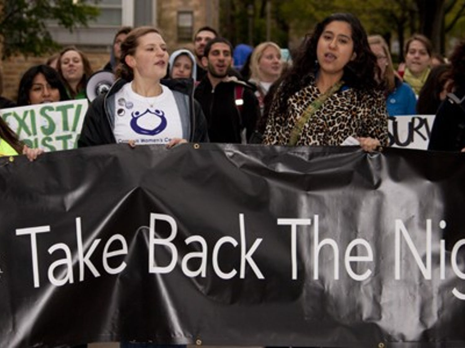 take back the night 04202012