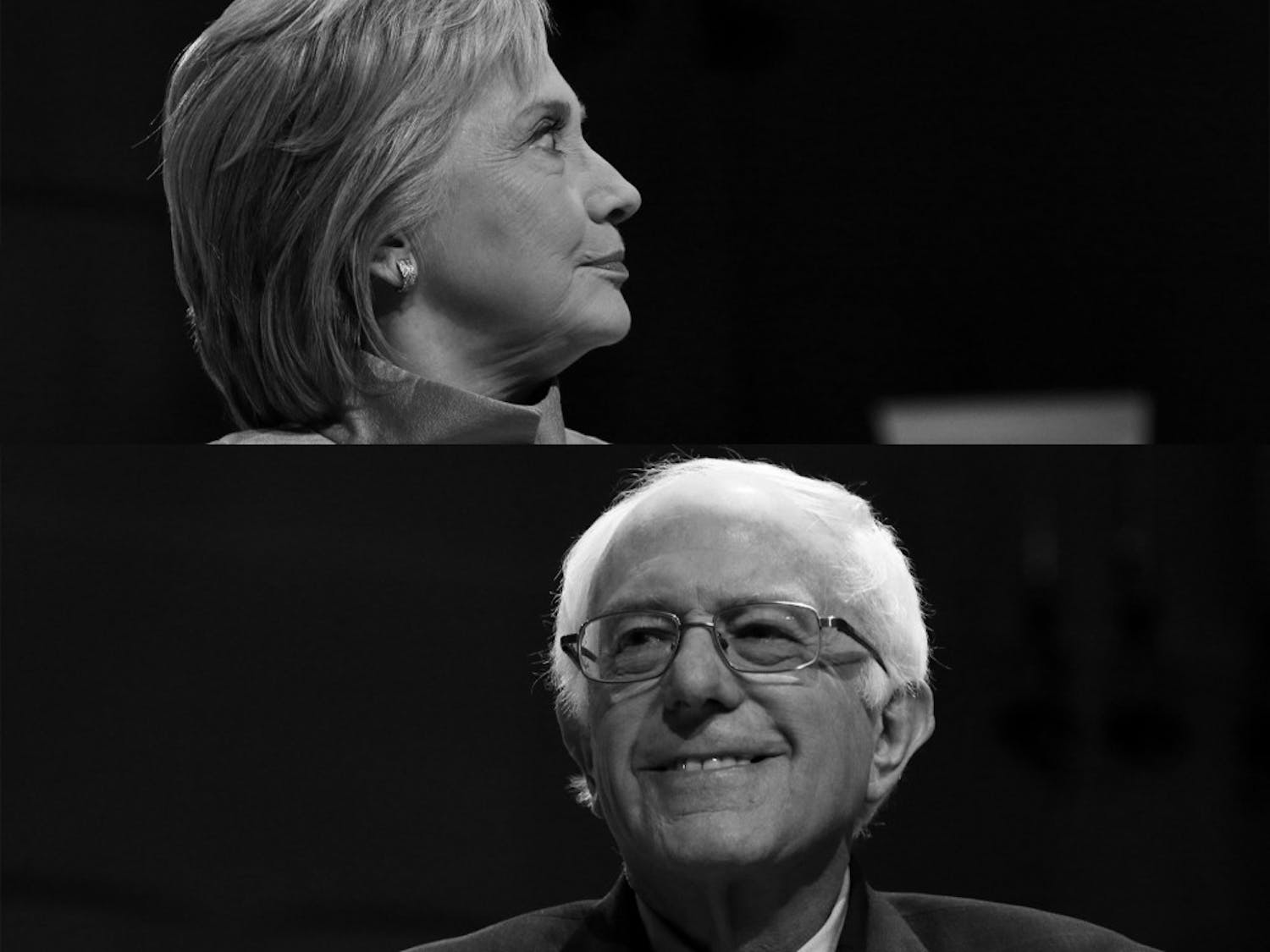Sen. Bernie Sanders' idealism and former Secretary of State Hillary Clinton's moderated liberalism were key focuses at the sixth Democratic debate Thursday.