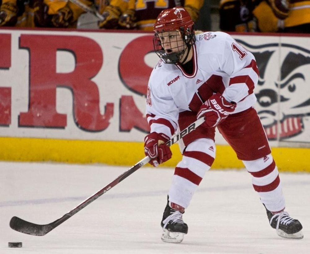 With WCHA title under its belt Wisconsin looks to build resume