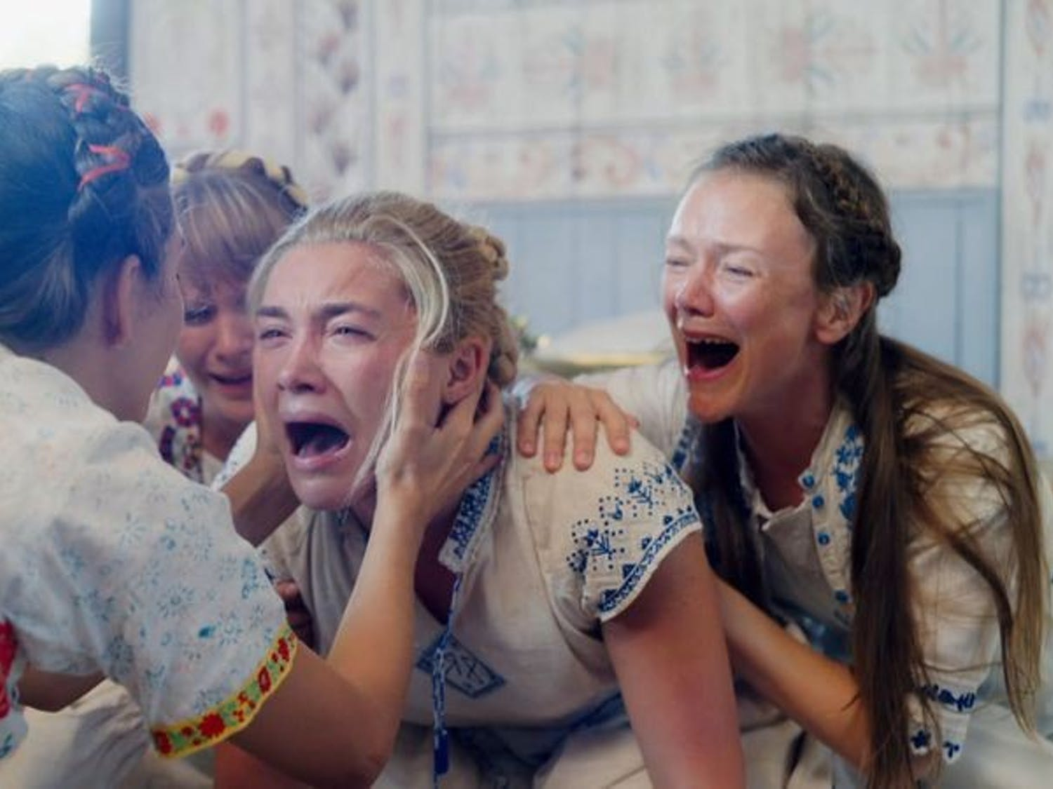 """""""Midsommar"""" is a shocking horror story where a group of friends' anthropology adventure turns into a sadistic nightmare."""