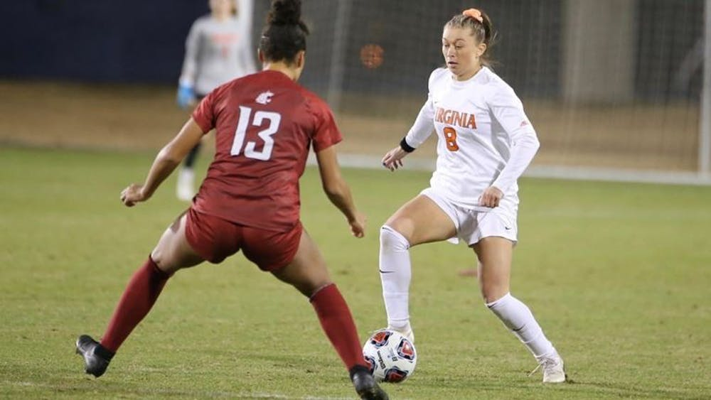 <p>Virginia managed to equalize twice during the match, but ultimately couldn't overcome Washington State's pressure and quick transition.&nbsp;</p>