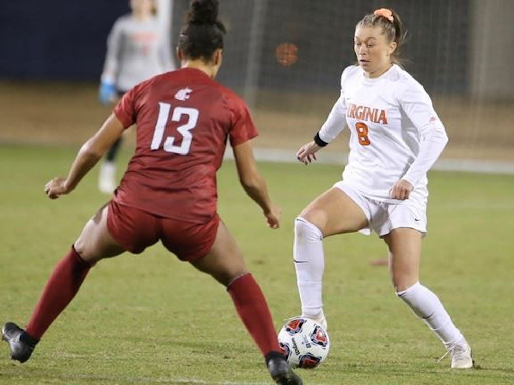 Virginia managed to equalize twice during the match, but ultimately couldn't overcome Washington State's pressure and quick transition.