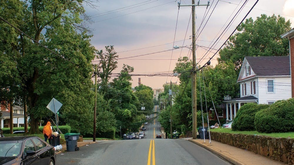 The simultaneous undercurrent of the housing shortage in Charlottesville is the University of Virginia.