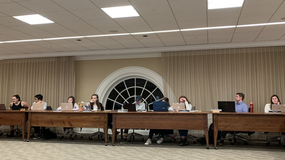 Lyon noted that the codification of the VCE's role will separate the its responsibilities for educating the University community from the Vice Chair for Community Relations.