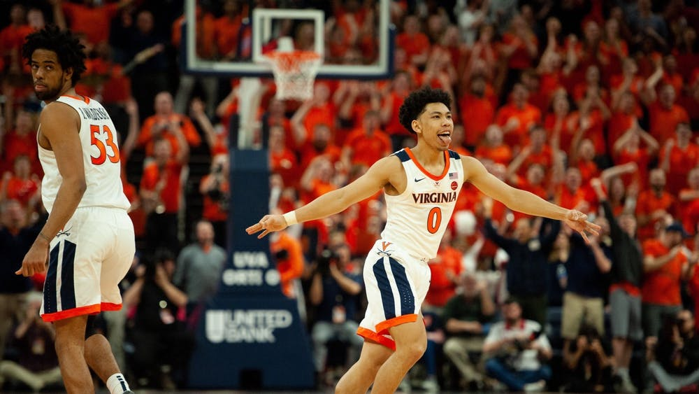 Junior guard Kihei Clark will certainly be the Cavaliers' primary ball-handler, as he proved last season that he can step up when called upon.