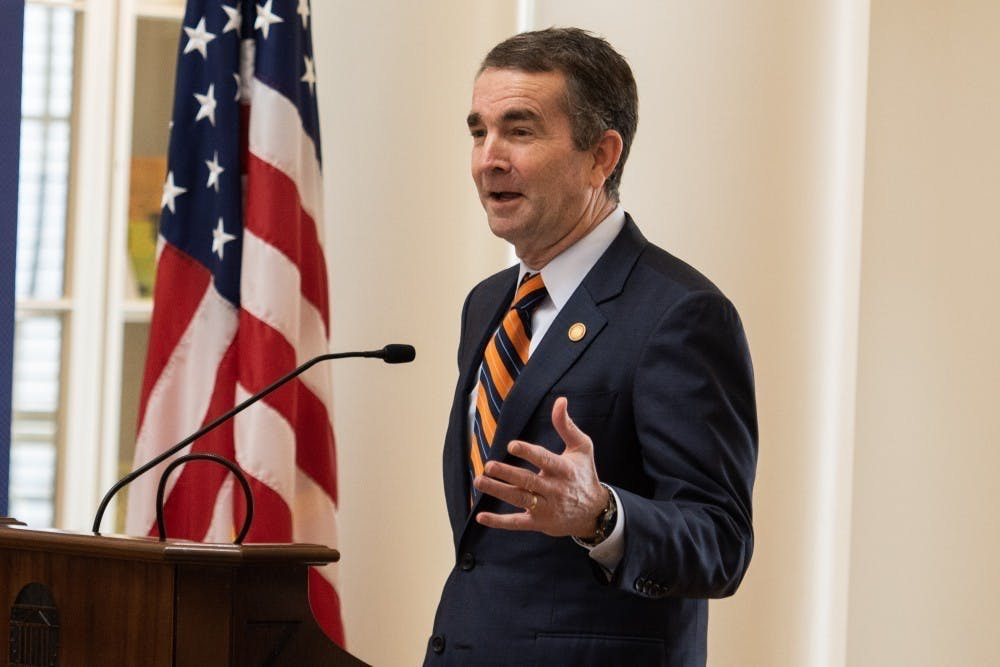 <p>Prior to Monday's announcement, Northam avoided implementation of a statewide stay-at-home order.</p>