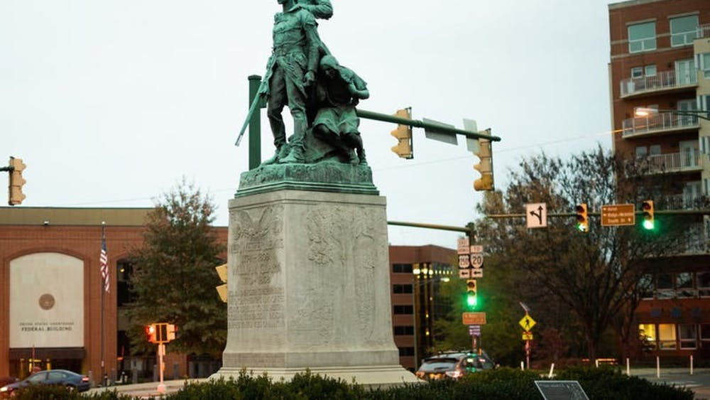 We must remember that these statues and building names represent a painful history for minority communities.