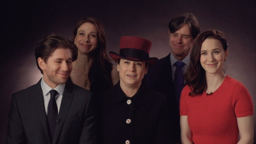 "<p>The cast of ""The Marvelous Mrs. Maisel"" returns for season three of the hit Amazon series.</p>"