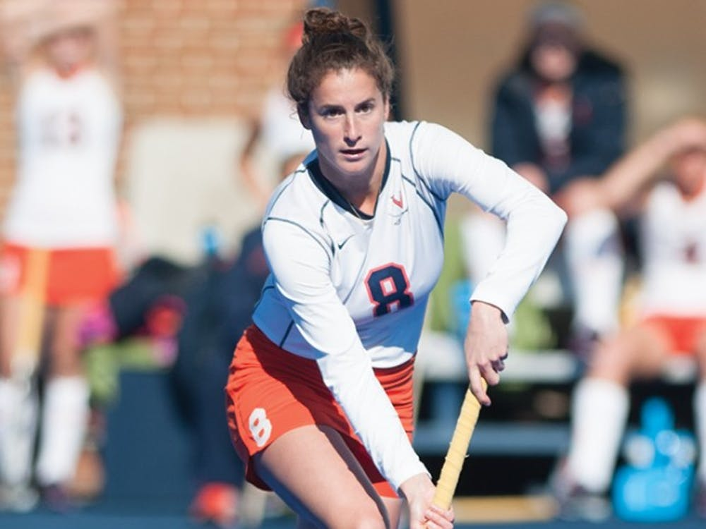 Junior midfielder Tara Vittese scored the game-winning overtime goal Friday against Rutgers.