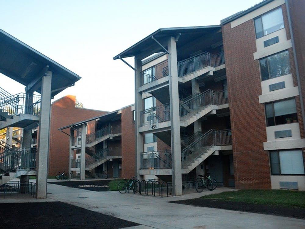 The application to live in Lambeth Field Apartments does not open until Dec. 1
