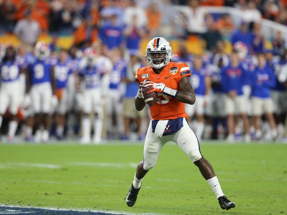 Bryce Perkins threw for 323 yards and four touchdowns in the final game of his college football career.