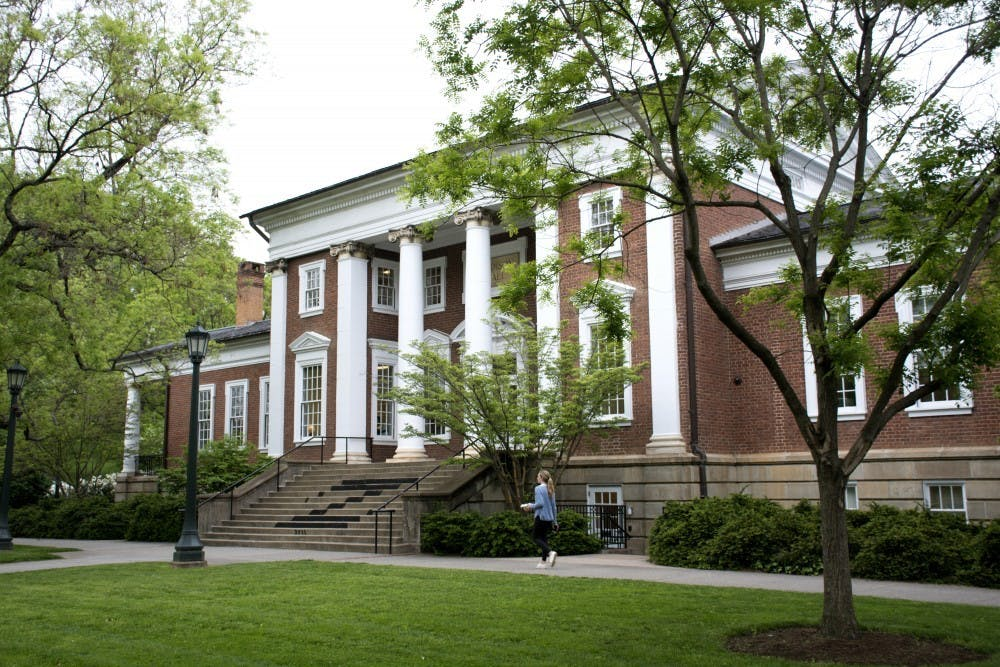 <p>University President Jim Ryan said that offering a living wage to both contracted and non-contracted employees is one of the most important initiatives the University can pursue to improve its relationship with the broader community.&nbsp;</p>