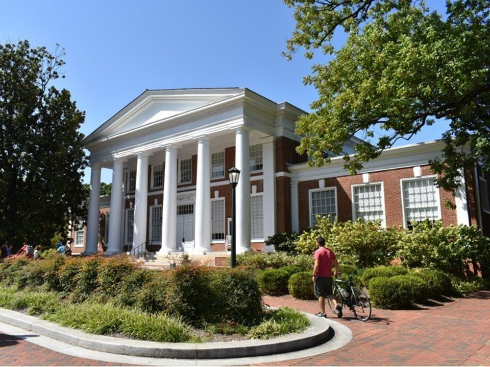 University Dean of Admission Gregory Roberts issued a statement last Friday affirming that U.Va.'s Office of Admission will not penalize applicants for school suspensions that resulted from participation in peaceful protests.